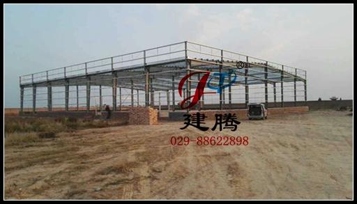 西安钢结构制作