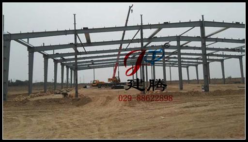 西安钢结构批发