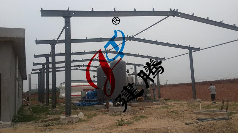 西安钢结构销售