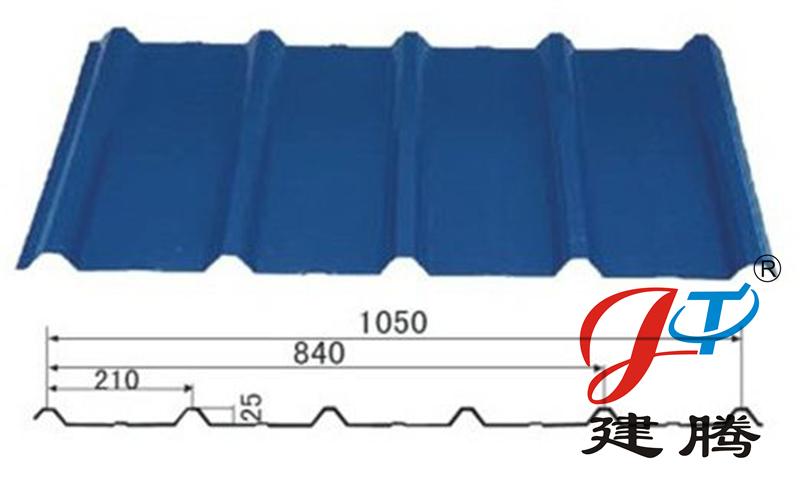 西安彩钢瓦-840型