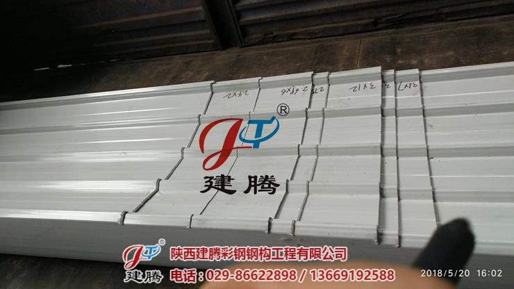 西安彩钢压型板价格