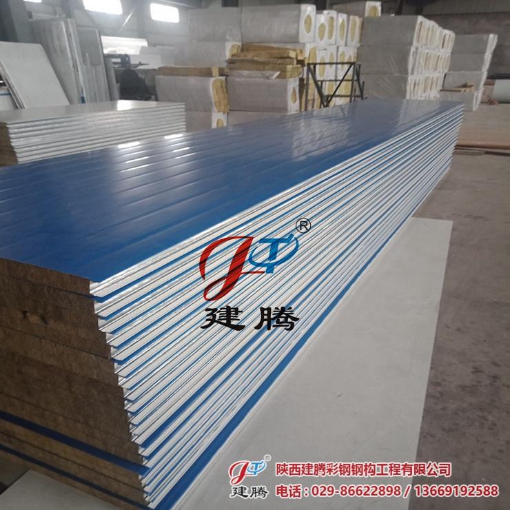 太原市恒山机电设备有限公司订购岩棉墙板
