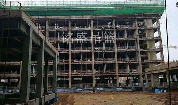 四川吊篮租赁公司成功案例