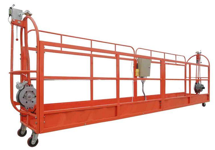 铭盛工程告诉你四川高空作业吊篮施工环境要求有哪些