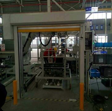 四川焊接防护安全门