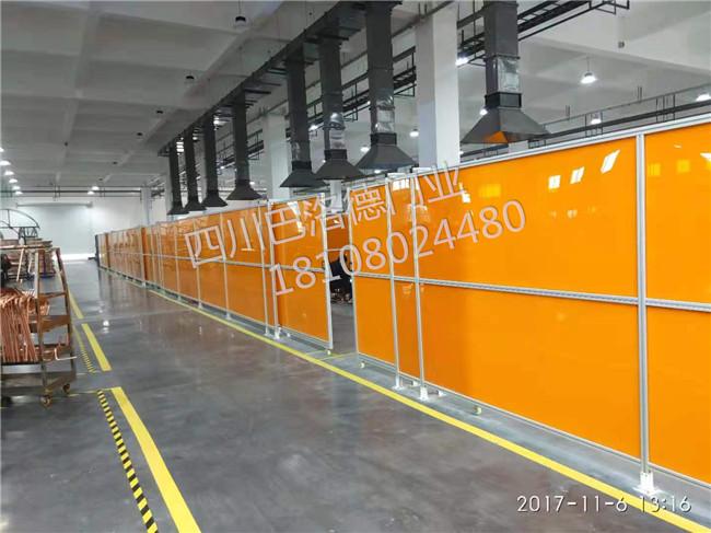 四川焊接防护安全门厂家