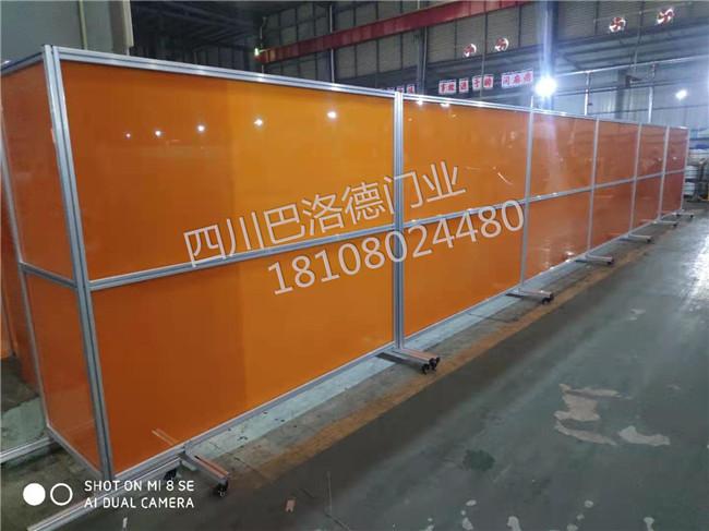 成都焊接防护安全门