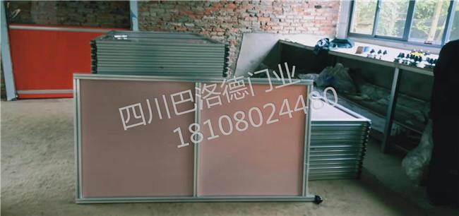 焊接防护安全门
