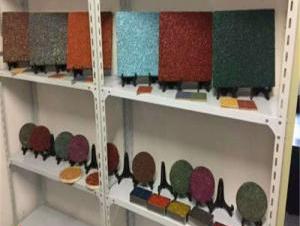 四川彩色透水地坪材料价格