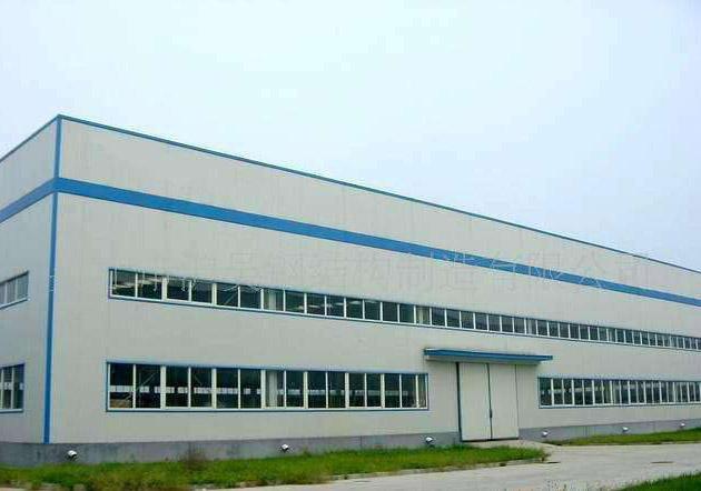 成都林坪建筑工程有限公司厂区