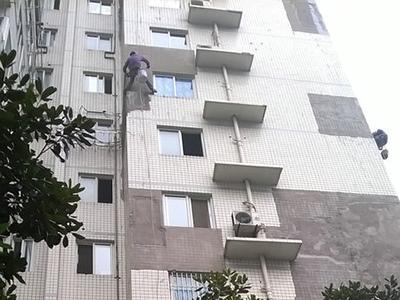 四川外墙防水工程