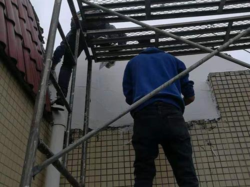 成都外墙维修公司团队风采