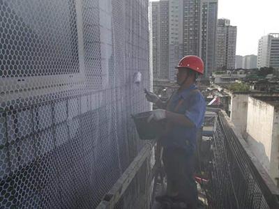 成都外墙防水应该如何做呢?需要注意哪些事项?