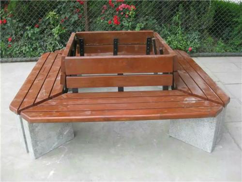 西安公园椅厂家