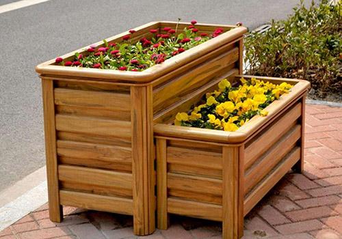 陕西木塑花箱