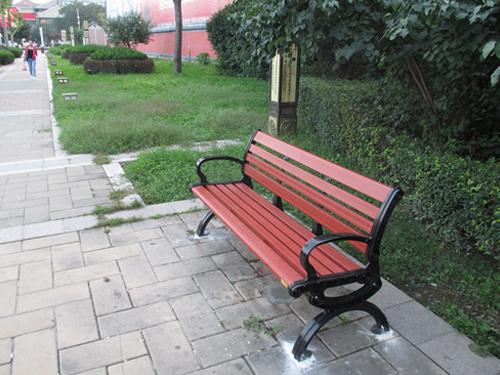 陕西公园椅定制
