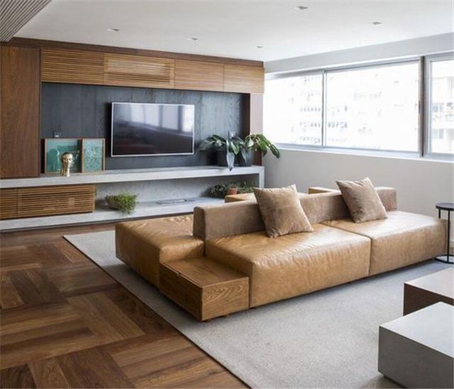 办公室装修中为什么要使用条木地板?