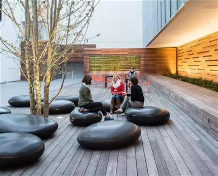 设备与设施——公园生态座椅的设计理念创新