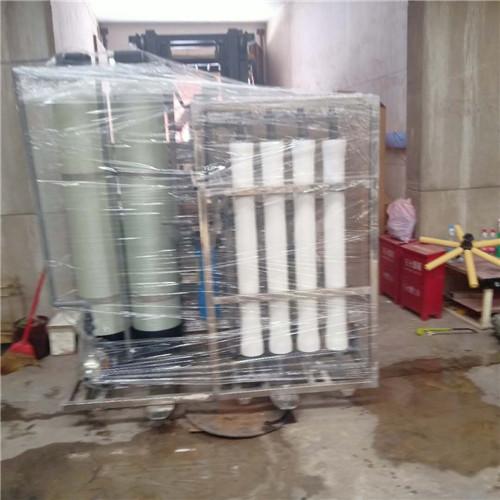 1吨反渗透水处理设备发货