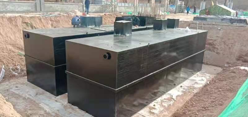 咸阳三义村水处理设备项目