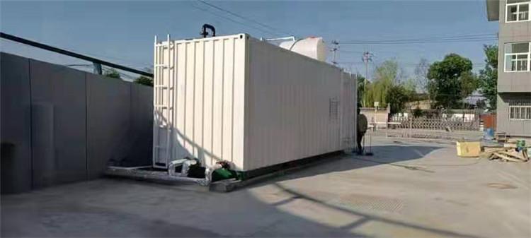 西安集装箱竣工案例