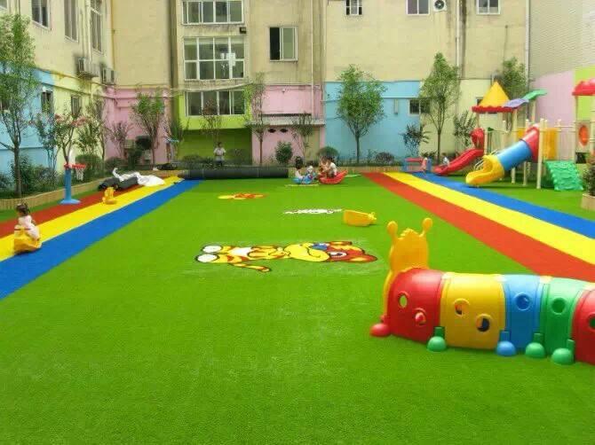 陝西幼兒園人造草坪