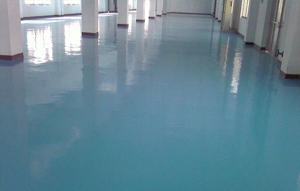 陕西水性环氧树脂地坪漆施工