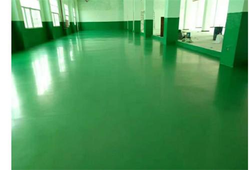 防腐地坪漆施工常出现的问题以及解决措施