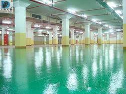 水性聚氨酯地坪项目