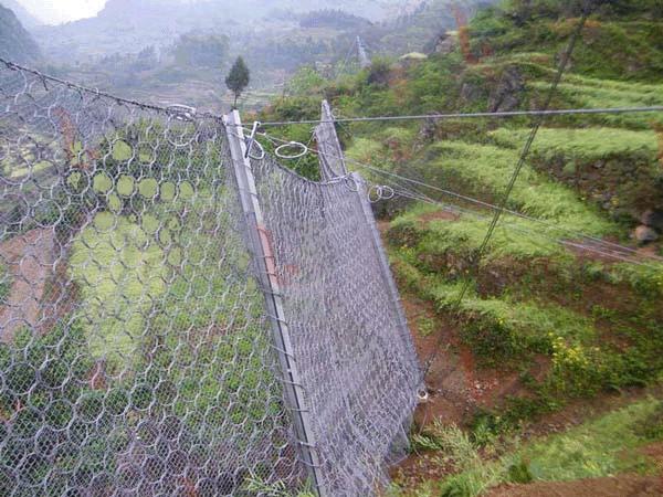 成都防护网厂家-被动防护网