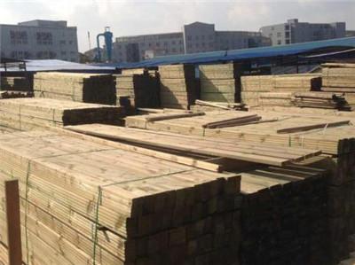 河南防腐木建筑在施工时要有什么技巧