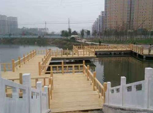 河南防腐木地板公司