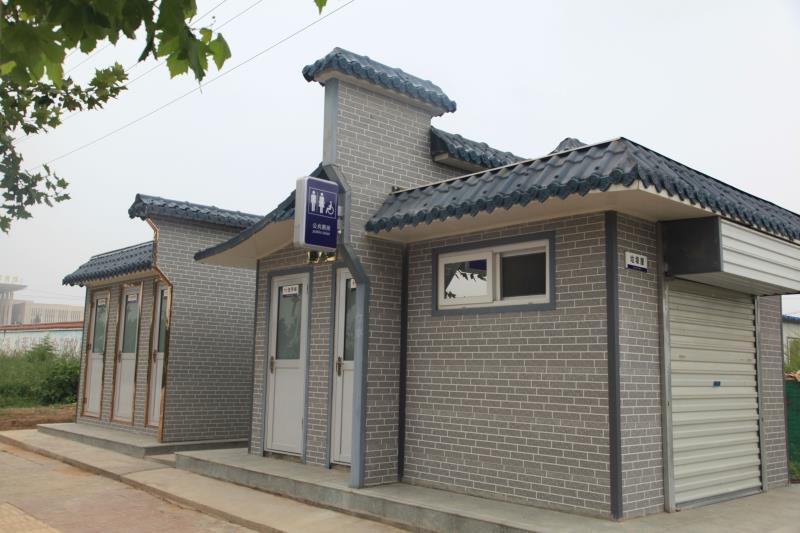 陕西农村环保厕所