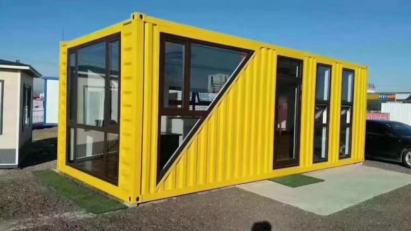 高端住人集装箱设计