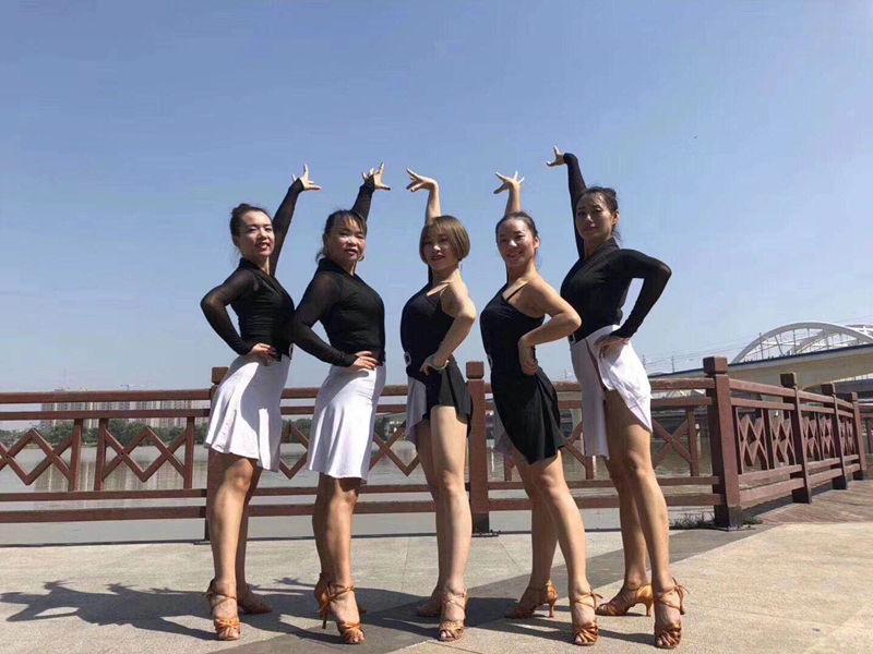 陕西拉丁舞培训