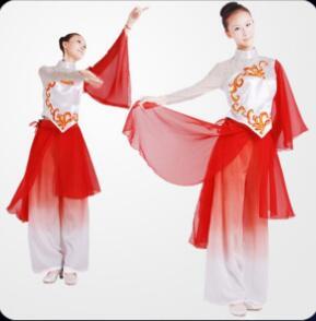 汉族舞讲授