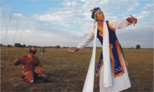 蒙古舞培训