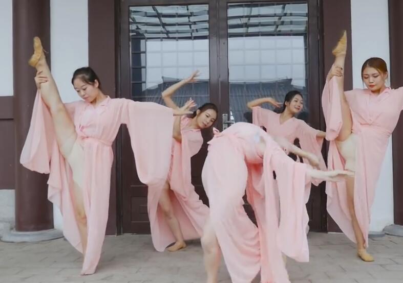 东二环 中国舞花间梦