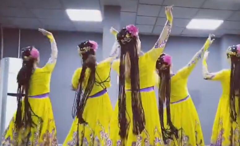 民族舞xahazilar