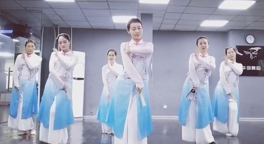 古典舞采莲