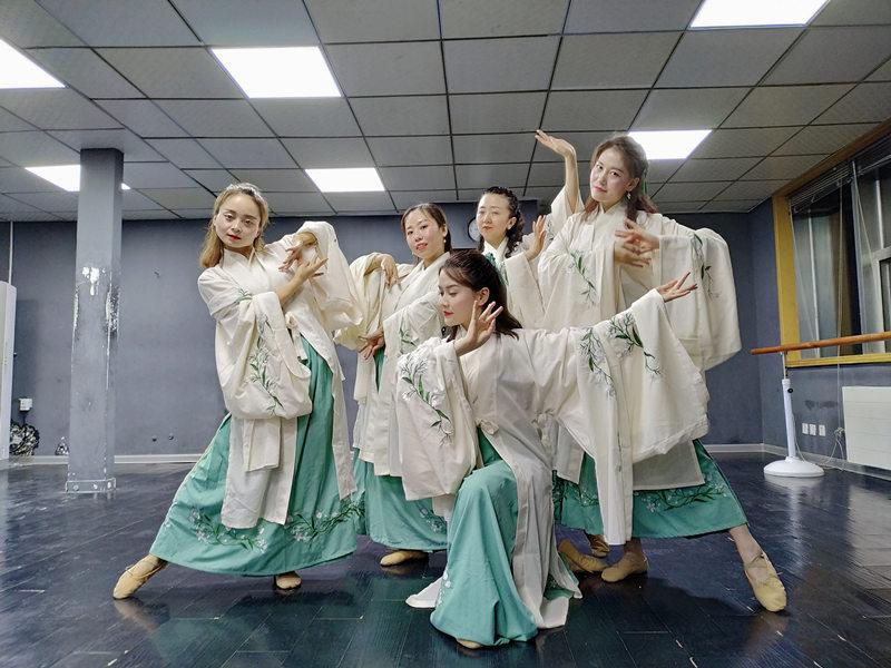 西安跳舞培训