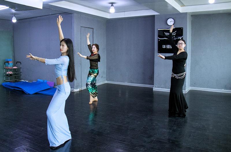 西安肚皮舞教学