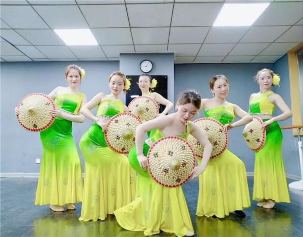 西安中国舞