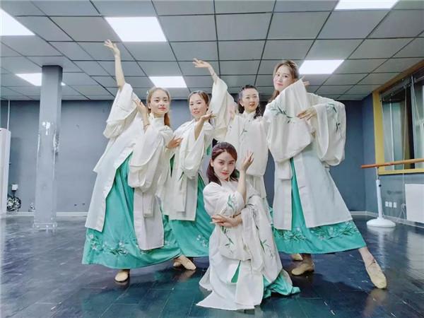 西安古典舞