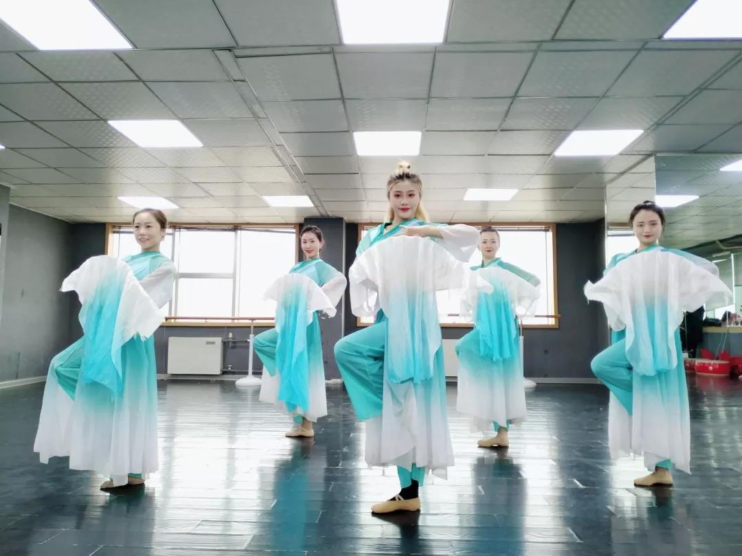 陕西中国舞培训
