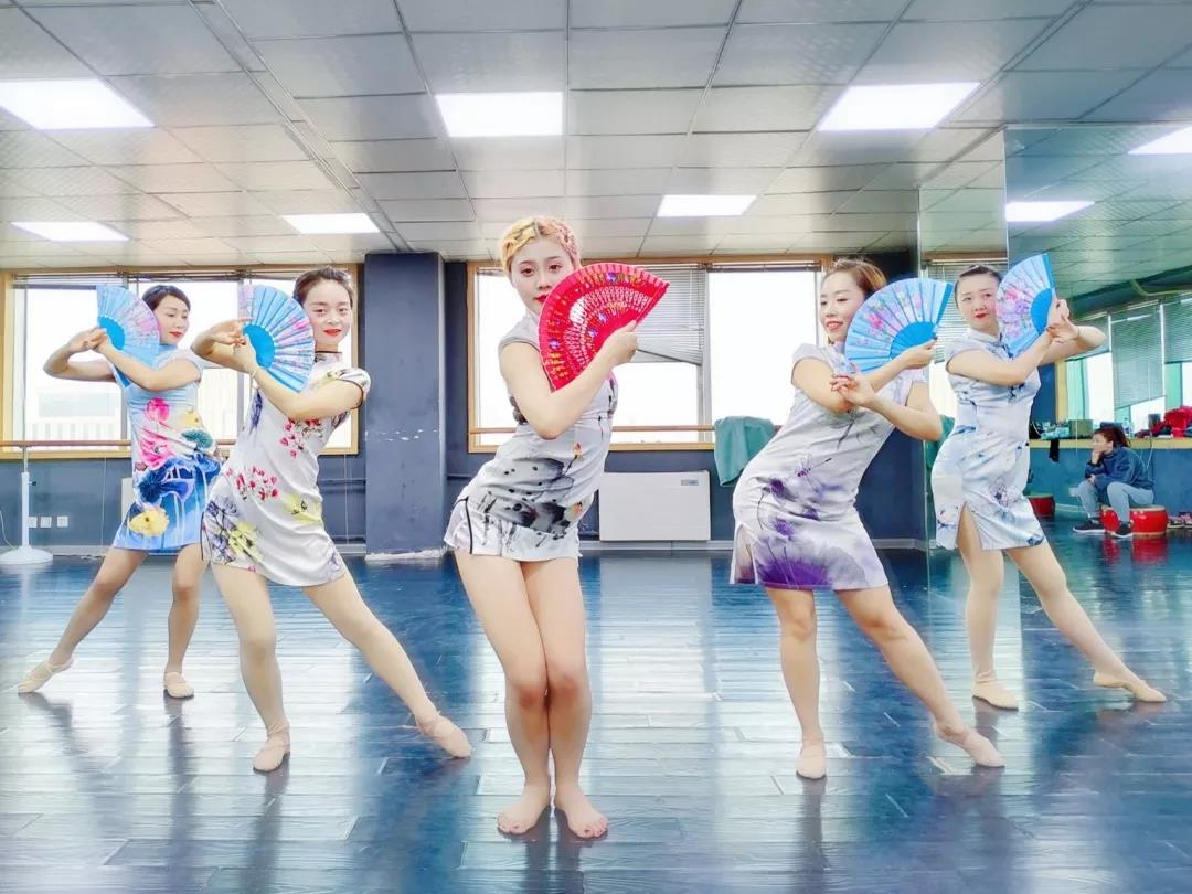 陕西中国舞培训黉舍