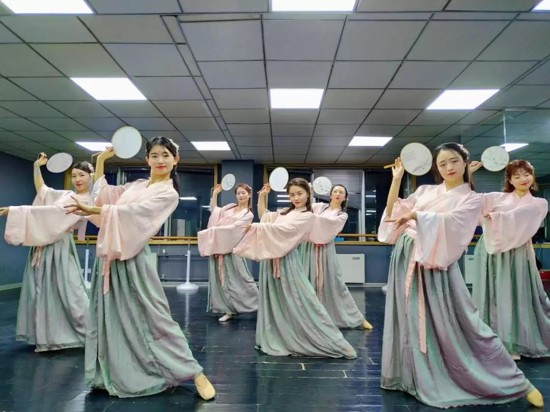 陕西中国舞