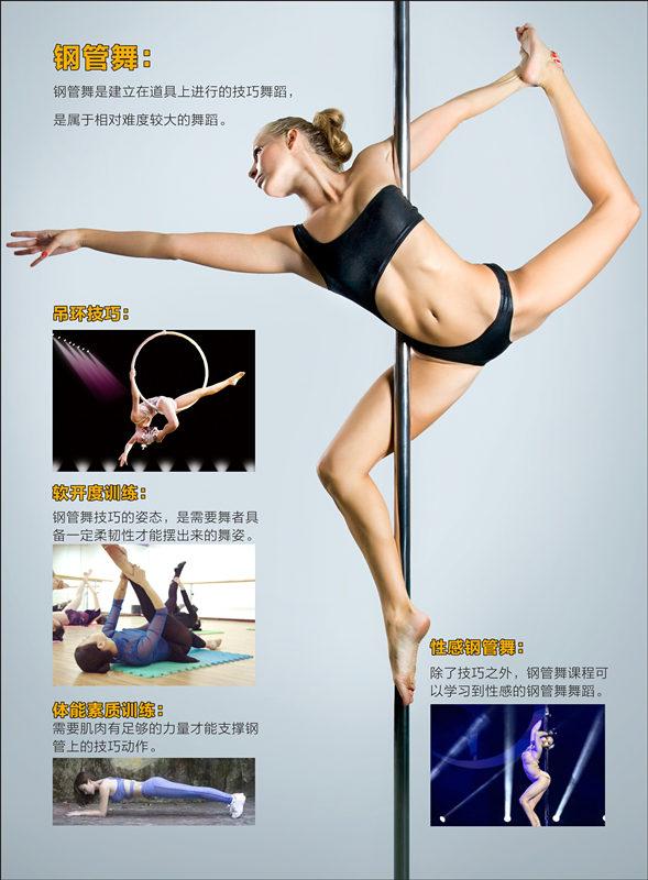 陕西钢管舞培训