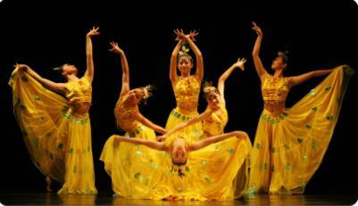 傣族舞教学