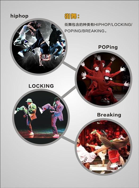 陕西街舞培训